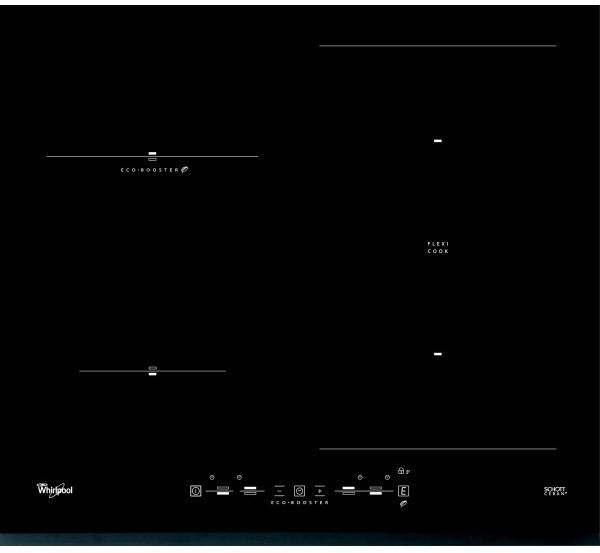 Indukčná doska Indukčná varná doska Whirlpool ACM 920/BF