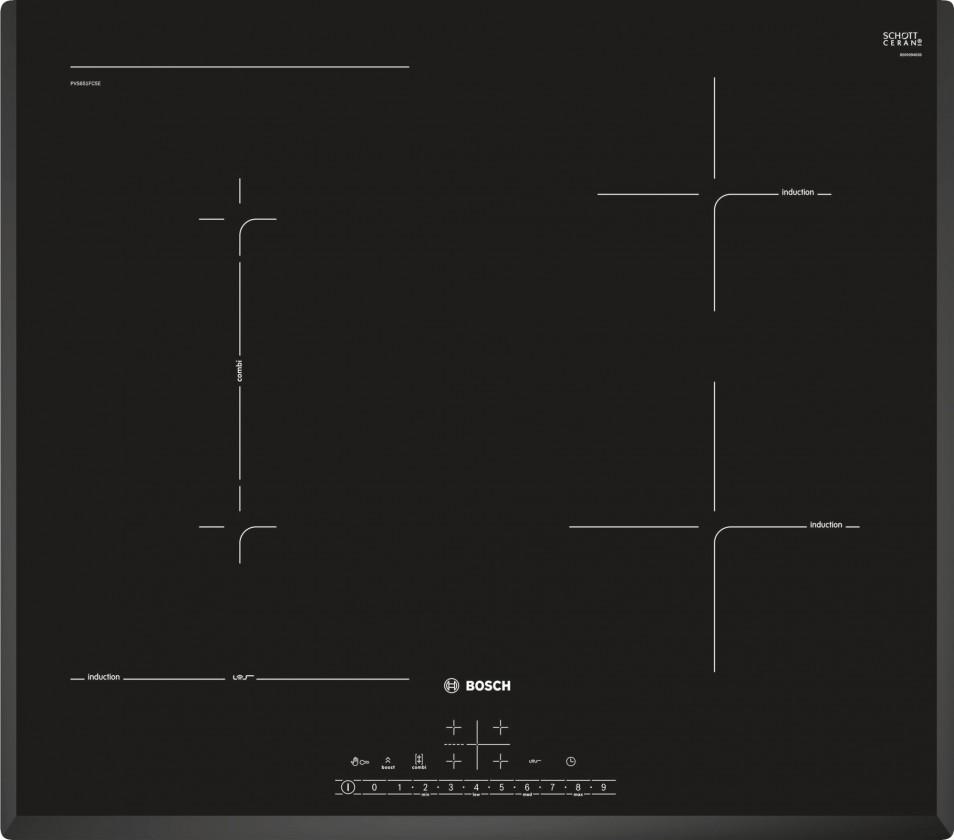 Indukčná doska Indukční varná doska Bosch PVS651FC5E