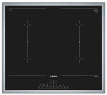 Indukčná varná doska Bosch, 60 cm, 4 zóny, 2x CombiZone, 7,4 kW