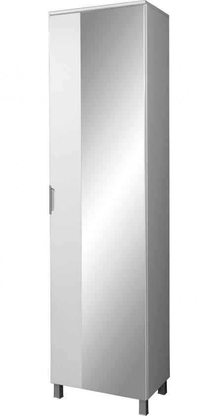 Inge - volne stojaca vysoká (biela)