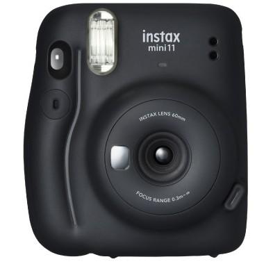 INSTAX Fotoaparát Fujifilm Instax Mini 11, čierna