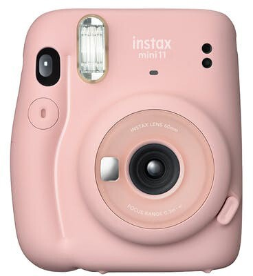 INSTAX Fotoaparát Fujifilm Instax Mini 11, ružová