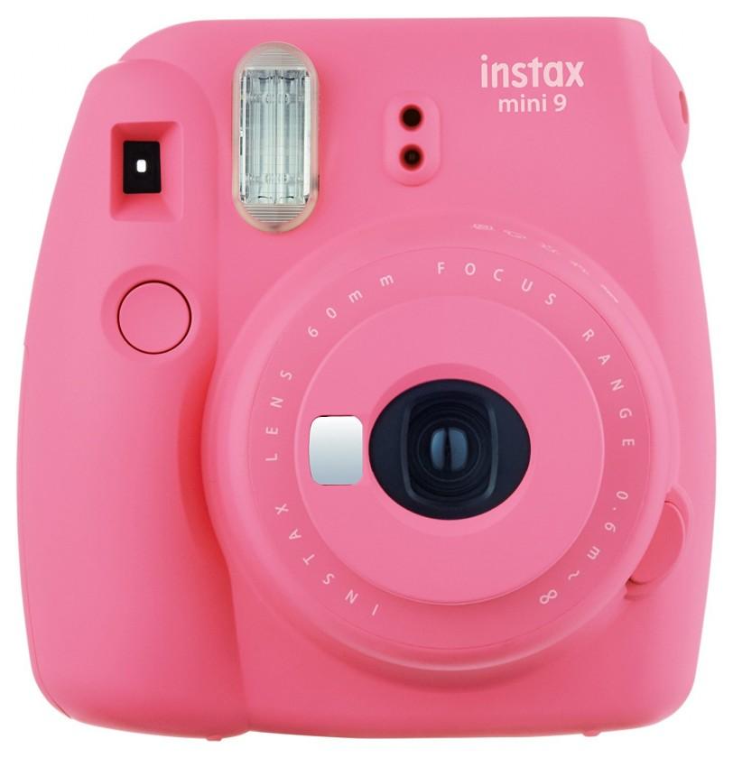 INSTAX Fotoaparát Fujifilm Instax MINI 9, ružová