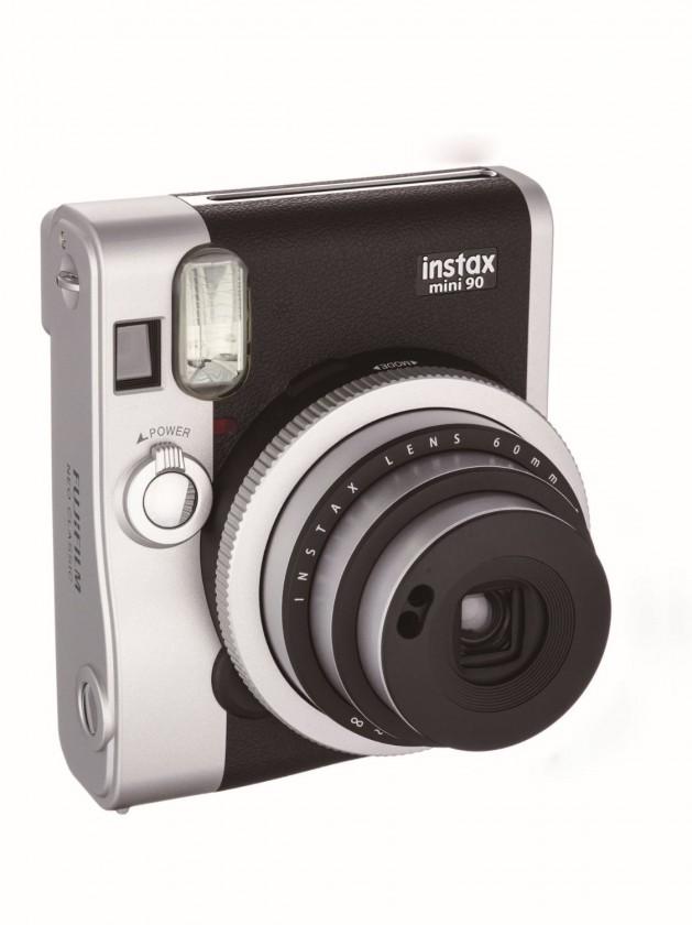 INSTAX Fotoaparát Fujifilm Instax Mini 90, čierna