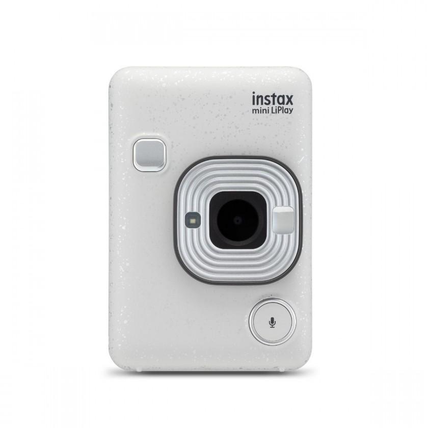 INSTAX Fotoaparát Fujifilm Instax Mini LiPlay EX D, biela