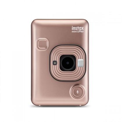 INSTAX Fotoaparát Fujifilm Instax Mini LiPlay, zlatá