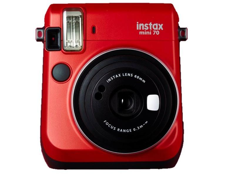 INSTAX FUJIFILM Instax MINI 70 Red