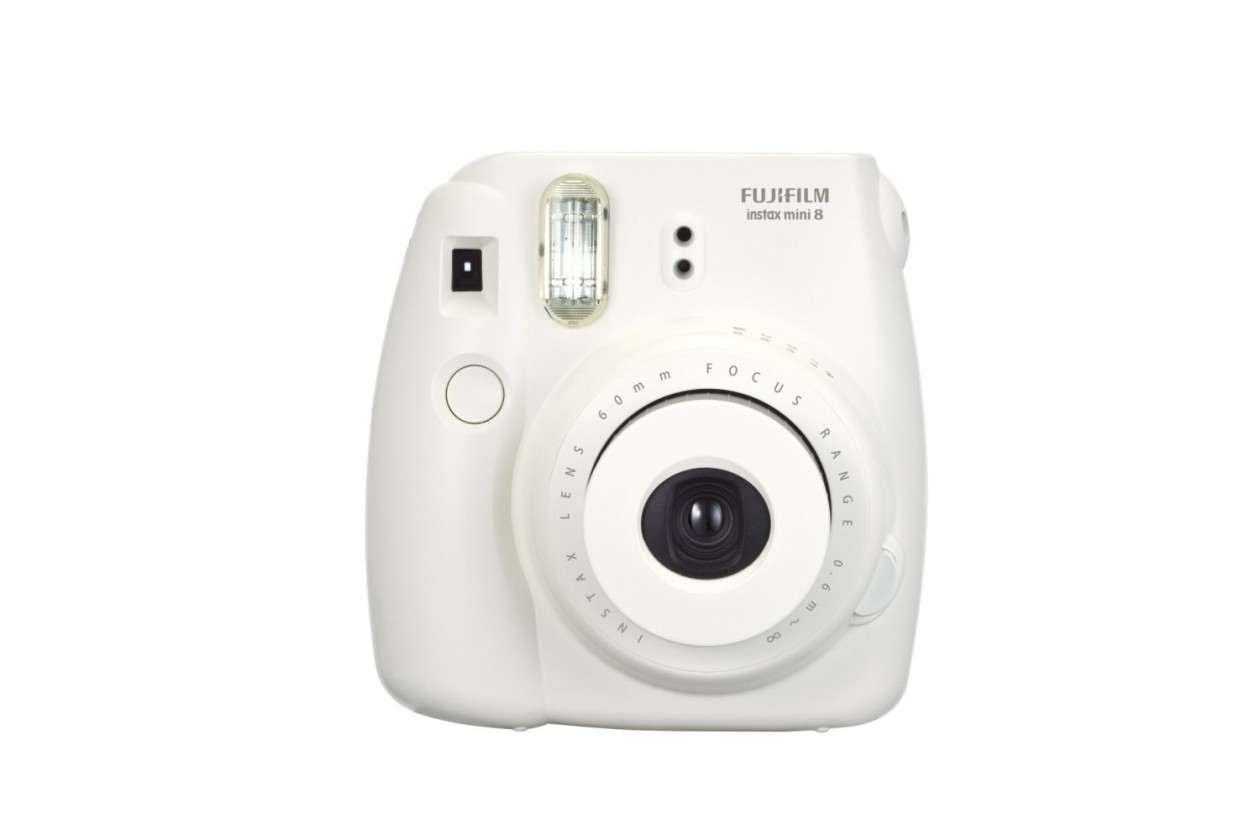 INSTAX FUJIFILM Instax MINI 8 White + film