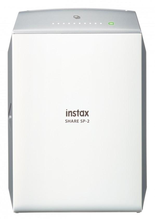 INSTAX Fujifilm Instax share SP-2 silver EX D