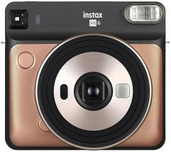 INSTAX SQ 6 BLUSH GOLD EX D