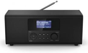 Internetové rádio Hama DIR3020, čierne
