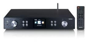 Internetové rádio Lenco DIR-250, čierne