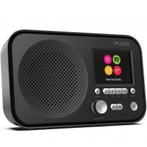 Internetové rádio so Spotify Connect, PURE Elan IR3, čierne