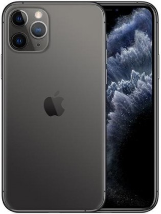 iOS Mobilný telefón Apple iPhone 11 Pro Max 64GB, tmavo šedá ROZBALEN