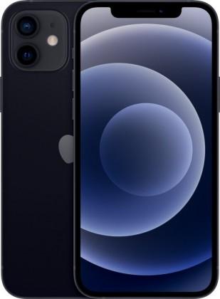 iOS Mobilný telefón Apple iPhone 12 64GB, čierna