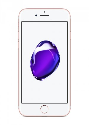 iOS Mobilný telefón Apple iPhone 7 32GB, ružová
