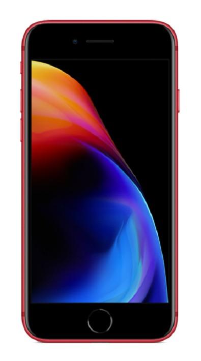 iOS Mobilný telefón Apple IPhone 8 64GB, červená
