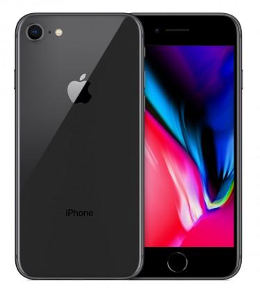iOS Mobilný telefón Apple IPhone 8 64GB, vesmírne šedá
