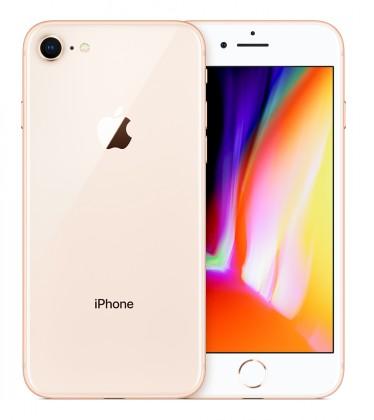 iOS Mobilný telefón Apple iPhone 8 64GB, zlatá
