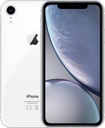 iOS Mobilný telefón Apple iPhone XR 64GB, biela