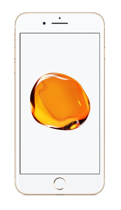 iOS Mobilný telefón iPhone 7 Plus 256GB, zlatá