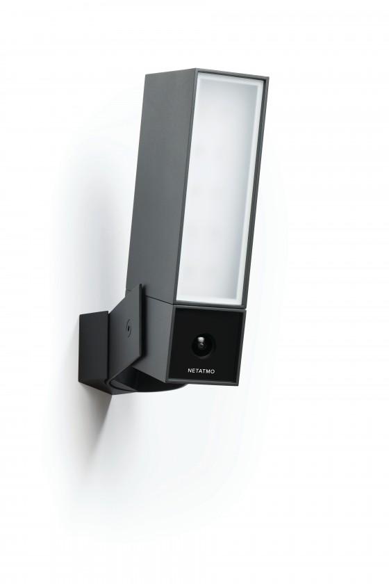 IP kamera SMART bezpečnostná kamera FULL HD NETATMO, WiFi, vonkajšia