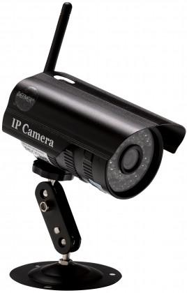 IP kamery Denver WIFI venkovni HD IP kamera POUŽITÉ, NEOPOTREBOVANÝ TOVAR