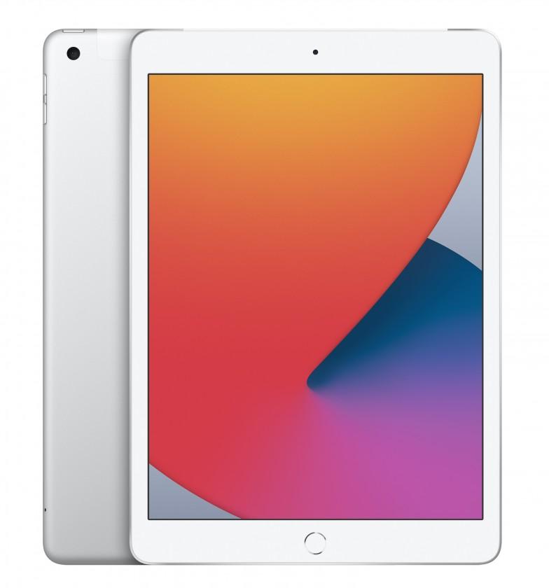 """iPad Apple iPad 10,2"""" Wi-Fi+Cell 32GB - Silver 2020"""
