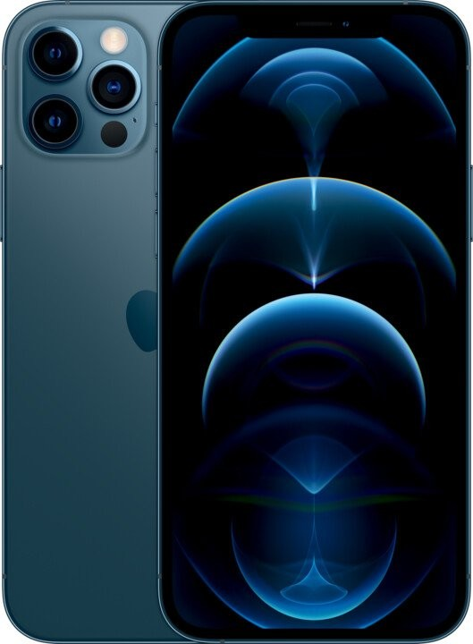 iPhone 12 Mobilný telefón Apple iPhone 12 Pro 128GB, modrá