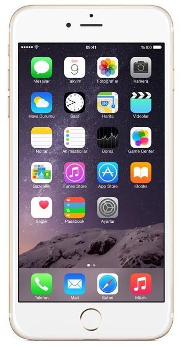 iPhone Apple iPhone 6 Plus 64GB Gold ROZBALENÉ