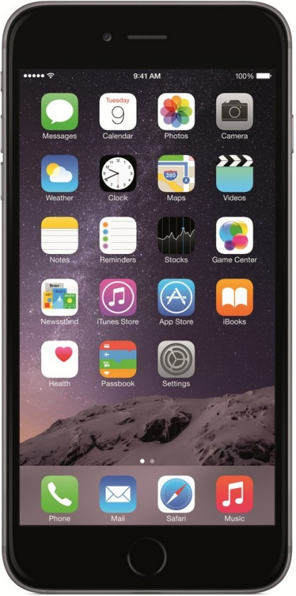 iPhone Apple iPhone 6 Plus 64GB Space Grey