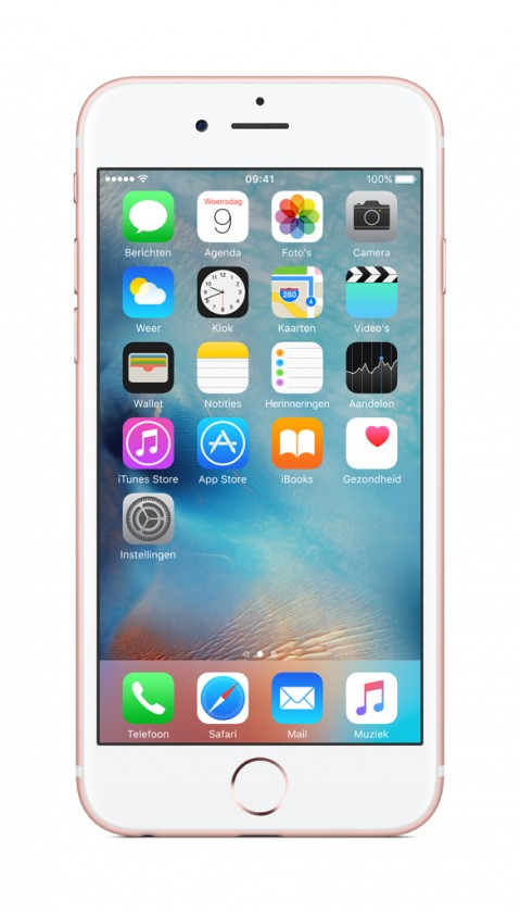 iPhone Apple iPhone 6s 16GB Rose Gold