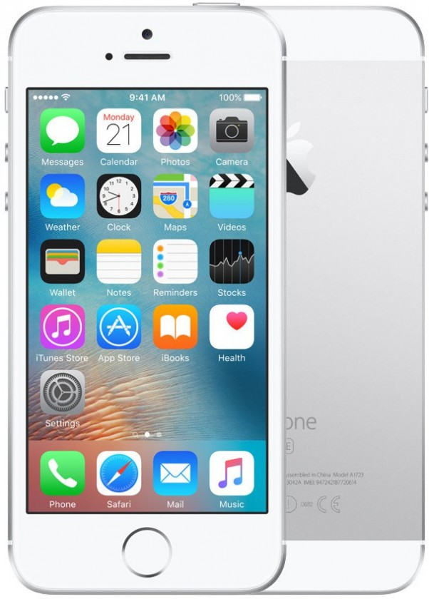 iPhone Apple iPhone SE 64 GB Silver