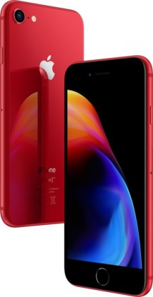 iPhone Mobilný telefón Apple IPHONE 8 64GB, červená