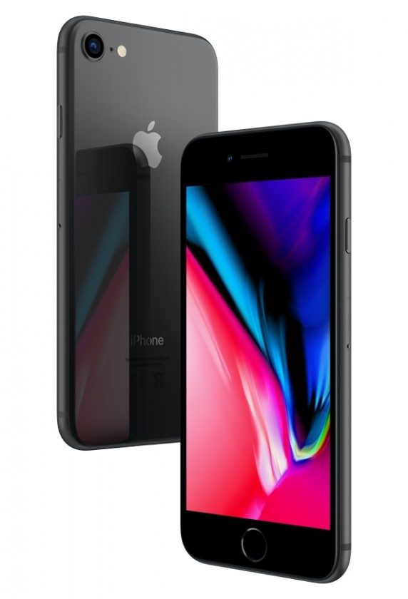 iPhone Mobilný telefón Apple IPhone 8 64GB, vesmírne šedá