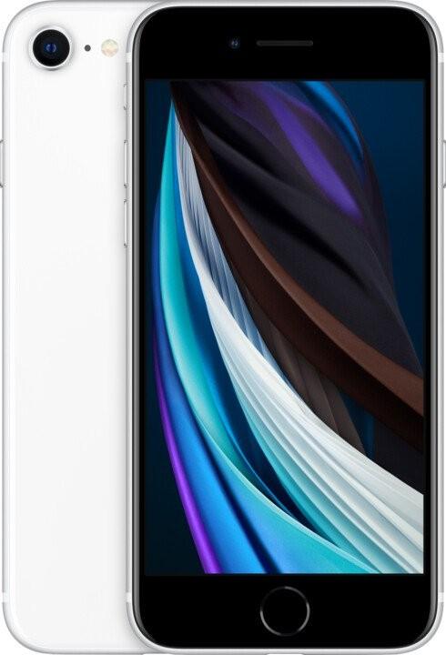 iPhone SE Mobilný telefón Apple iPhone SE (2020) 128GB, biela