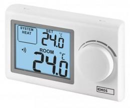 Izbový termostat Emos P5614, bezdrôtový ROZBALENÉ