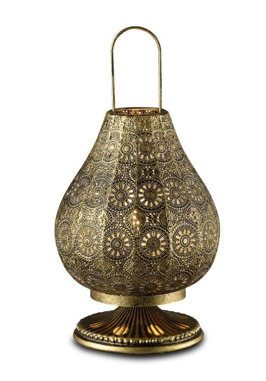 Jasmin  TR 503700104 - Lampička, E14 (kov)