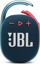 JBL Clip 4 Blue/Coral
