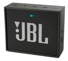 JBL GO, čierna