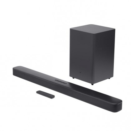 JBL reproduktory Soundbar JBL BAR 2.1 Deep Bass