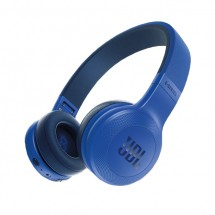 JBL slúchadlá E45BT, modrá
