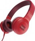 JBL sluchátka E35 červená JBL E35RED