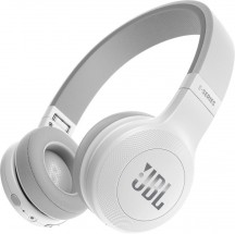 JBL sluchátka E45BT, biela