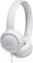 JBL Tune 500, bílá