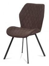 Jedálenská stolička Barbosa (hnedá, sivá)