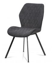 Jedálenská stolička Barbosa (sivá)