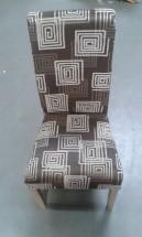 Jedálenská stolička (bardolino/336) - II. akosť