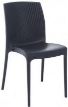 Jedálenská stolička Boheme (antracite) - II. akosť