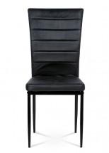 Jedálenská stolička Borge čierna